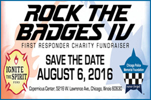 Rock the Badges Fundraiser