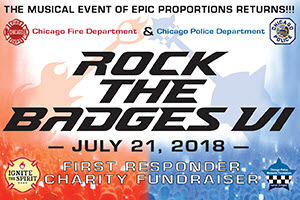 Rock The Badges 2018