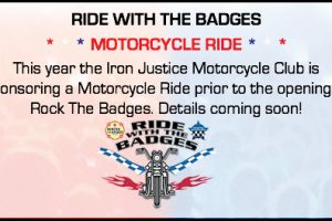 Rock The Badges IV- First Responder Charity Fundraiser