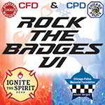 Rock the Badges 2018, Chicago Police, Rock and Roll concert, Chicago Fire Department, First Responders fund raiser, Battle of the Bands, Family Festival July, Live Bands, Beer Tents, Cover Bands concert, Summer festivals in Chicago, Fests in July, Pet-friendly events, Summer events in Chicago, live music , Arts & Entertainment