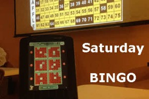 Saturday Bingo, Chicago, Jefferson Park