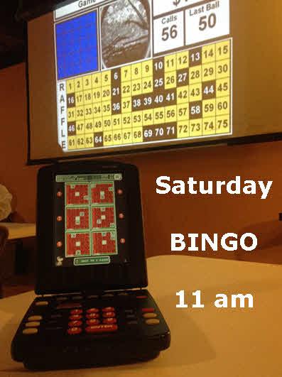 Saturday Bingo, Chicago, Jefferson Park, copernicus Center, ICE, fundraiser