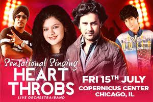 Sensational Singing Heartthrobs