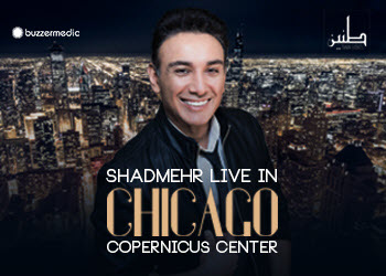 Shadmehr Live in Chicago