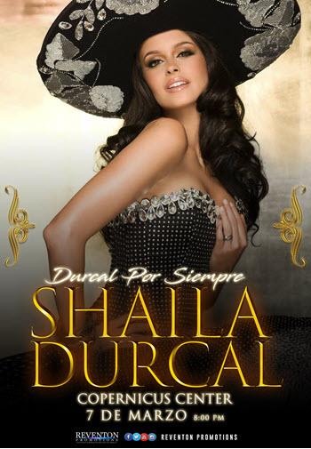 Shaila Dúrcal en Concierto Chicago 2020