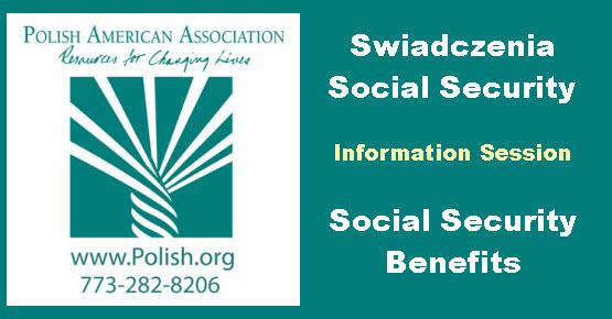 19 maja, 2015, centrum Kopernik, Centrum Kopernikowskiej, Chicago, Copernicus Center, PAA, polskie imprezy, Social Security benefits, Swiadczenia Social Security, Wydarzenia