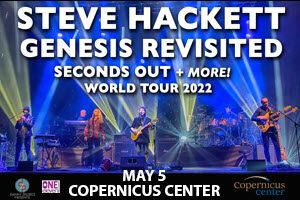 Steve Hackett 2022