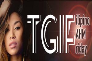 TGIF – Jessica Sanchez, Mikey Bustos & SamaSama Project