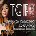 TGIF, Jessica Sanchez, Mikey Bustos, SamaSama Project, Philippine American Cultural Foundation, Golden Tara Creatives, Filipino American History Month, Filipino Events, Filipino Food, FAHM Bazaar, Chicago, Copernicus Center, 10-07-2016