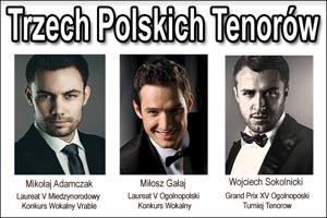 Trzech Polskich Tenorow