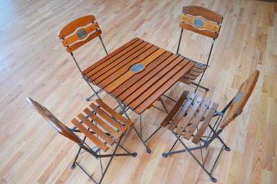 Table - Beer garden set