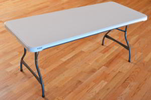Table - Rectangle banquet