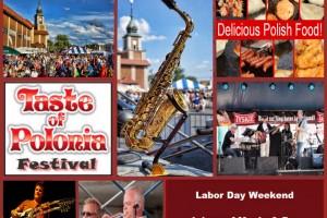 Taste of Polonia Festival, Chicago, Festival, Family Event, September, Copernicus Center, WYDARZENIA