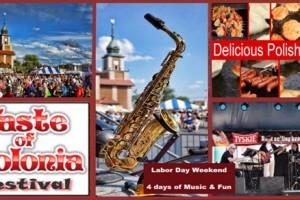 Taste of Polonia Festival, Music Festival, Chicago, Labor Day, Copernicus Center