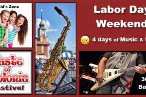 taste of polonia festival, music festival, polish food, copernicus center, chicago music festival, labor day festival