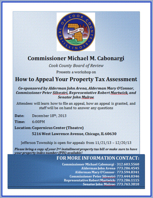Tax Appeal Seminar Copernicus Center