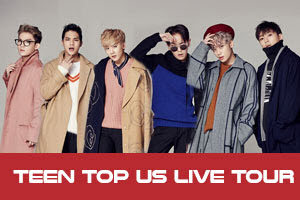 2016 Teen Top US Live Tour