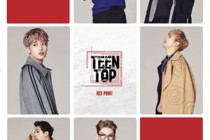 Teen Top, Red Point, Teentop, k-pop, korean event, pop music, live concert, concert tickets, chicago, 4/5/2016, 틴탑, warning zone, C.A.P, Changjo, Chunji, L.Joe, Niel, Rickey center, Angel, Copernicus Center
