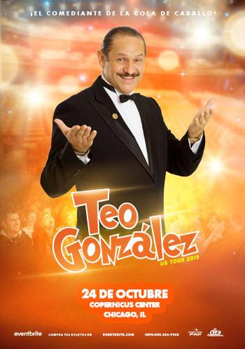 Teo Gonzalez en Chicago