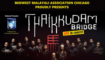 Thaikkudam Bridge Concert