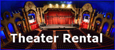 Theatre, theatre rental, theatre venues, chicago Copernicus Center