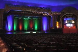 Theater rainbow