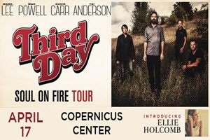 Third Day Soul on Fire Tour