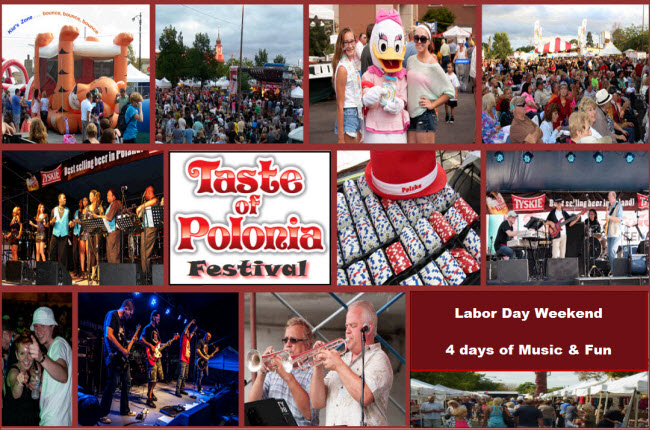 Taste of Polonia Festival Jefferson Park