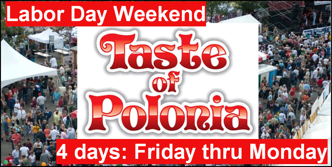 Taste of Polonia Festival on Labor Day at Copernicus Center Chicago