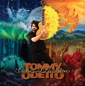 Tommy Odetto, Robin Trower concert, Chicago, Copernicus Center
