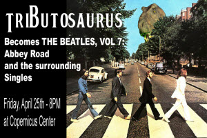 Tributosaurus Beatles Chicago