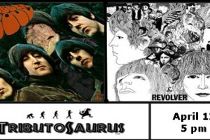 Tributosaurus, Beatles, Chicago, Chicago Events, Concert, Live Music, music concert, revolver, rubber soul, Copernicus Center