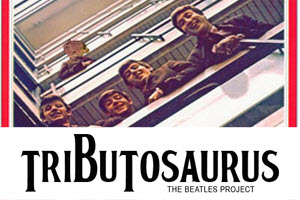 Tributosaurus Beatles Project – RED Album