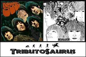 Tributosaurus Becomes THE BEATLES 4-12-2015