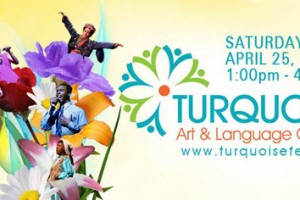 chicago, free event, festival, Turquoise, cultural event