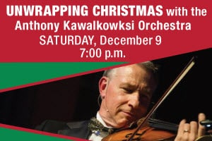 Anthony Kawalkowski, Anthony Kawalkowski Orchestra, Christmas Music, Christmas events in Chicago, Traditional Christmas Music, Family Christmas events, Christmas Music and Traditions Around the World, Wayne Messmer, OTSC, Off The Street Club, Military Veterans on Christmas, St. Andrew School Choir Chicago ENCORE, 12/09/2017, Christmas concert, Polish Christmas music, Irish Christmas music, Hungarian Christmas music, Unwrap Christmas
