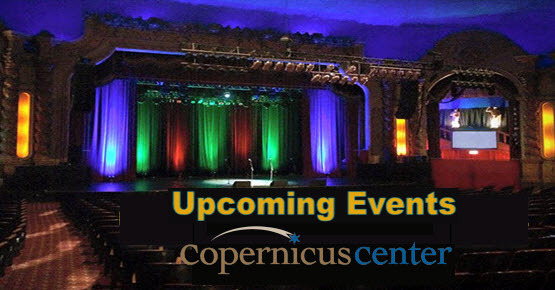 Copernicus Center, upcoming events, chicago events, live concerts, theater chicago, symphony chicago