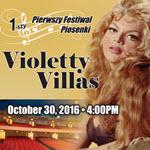 Pierwszy Festiwal Piosenki Violetty Villas, Chicago koncert, Violetta Villas, Festiwal Violetty Villas, Chicago impreza, Copernicus Center