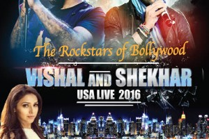 Vishal and Shekhar, Vishal, Shekhar, Vishal & Shekhar, 2016, USA, Neeti Mohan, Chicago, 3/27/2016, Rockstars of Bollywood, Neeti Mohan, Copernicus Center