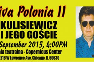 Viva Polonia II, Kulisiewicz i Jego Goscie, Polska, polskie imprezy, Polonia, Centrum Kopernik, Centrum Kopernikowskiej, Wydarzenia, koncerty, imprezy, Chicago, Copernicus Center