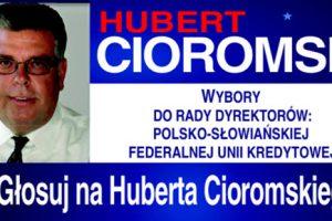 PSFCU, Polish & Slavic Credit Union, Board Elections, Chicago, New York, Copernicus Foundation, Hubert Cioromski, Credit Union, Copernicus Center