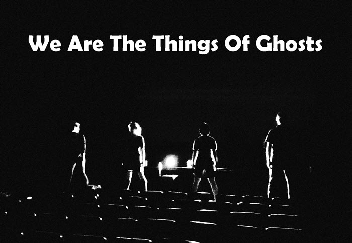 live performance, performance art, devised theatre, we are the things of ghosts, Copernicus Center, Lindsey Barlag Thornton