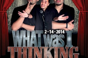 Copernicus Center Chicago - What was I Thinking comedy