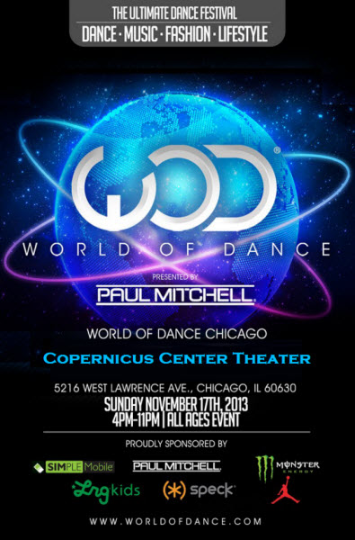World of Dance 11-17-13
