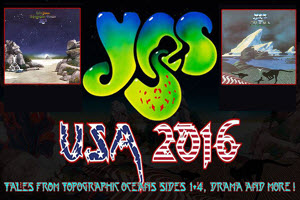 YES USA Tour 2016