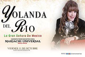 Yolanda del Rio 2019