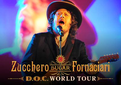 Zucchero D.O.C. World Tour