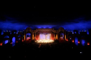 Copernicus Center Theater, Chicago, historic landmark, old theaters