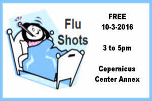 Walgreens FREE Flu Shot