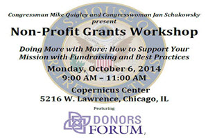 Non-Profit Grants Workshop